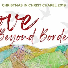 Annual Christmas in Christ Chapel Worship Services Set For This Weekend