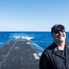 Service Defines Military Life, Future Plans for Joe May