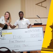 Alijah Nelson Wins Gustie Entrepreneur Cup