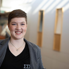 Kristen Eggler '19 Named Top Psych Student in Minnesota