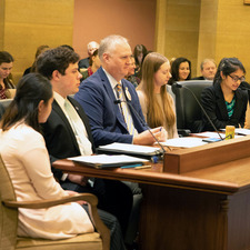 Students Take to the Capitol for Advocacy, Networking
