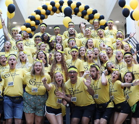 Gustavus Welcomes Class of 2022