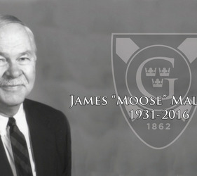 "Longtime Gustavus Athletic Director James ""Moose"" Malmquist Dies At 85"