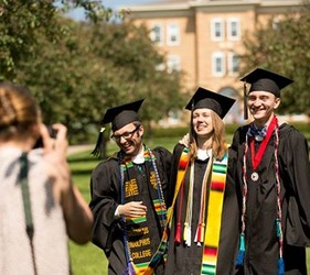 Gustavus Ranked Top 30 in Nation in Five MONEY Magazine Categories