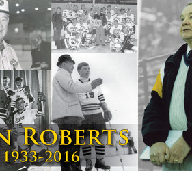 Legendary Gustavus Men's Hockey Coach Don Roberts Dies At 83