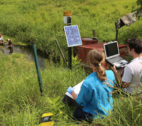 Summer Research Students Study Water Pollution Solutions in the Minnesota River Basin