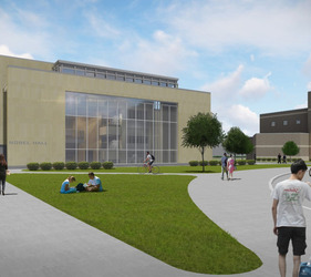 Gustavus to Begin Nobel Hall of Science Expansion and Renovation