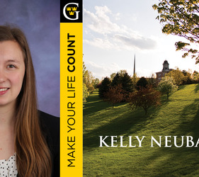 Kelly Neubauer '18 Conducts Atmospheric Research at SRI International