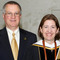 Gustavus Announces $4 Million Gift From President Rebecca and Dr. Thomas Bergman