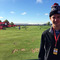 Brady Kelley '17 Takes Care of Business at Ryder Cup